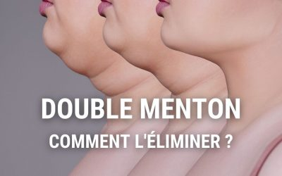 Comment perdre son double menton ?